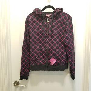 FMF zip up hoodie